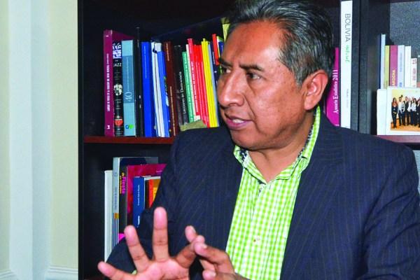 """Rogelio Mayta: """"Ha habido mucho ruido y ninguna nuez"""" para la extradición de Goni"""