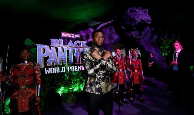 Black Panther recaudó mil millones de dólares a nivel mundial. (Reuters)