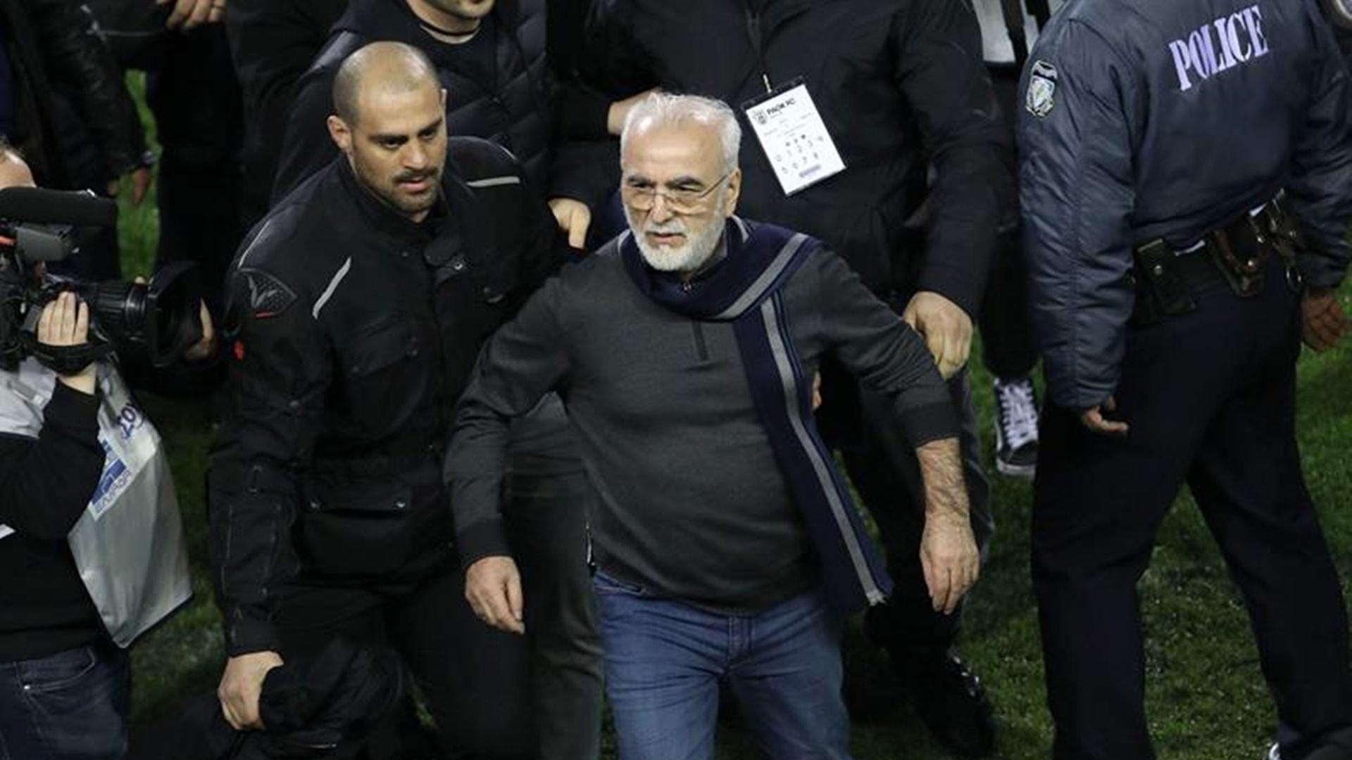 Resultado de imagen para Presidente PAOK