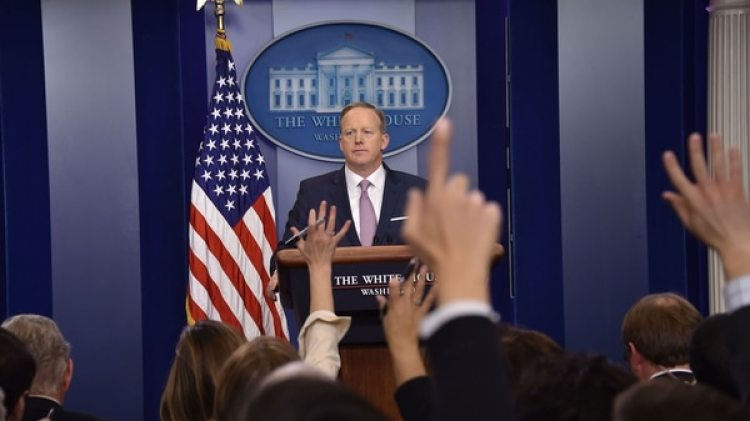 Sean Spicer (AFP)