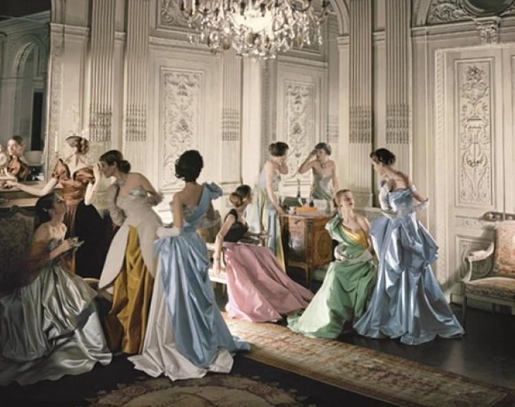 """Charles James' Ball Gowns"", de Cecil Beaton, 1948"