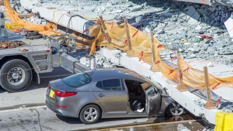 Las empresas que participaron en la construcción sufrieron otros accidentes en el pasado. (EFE)