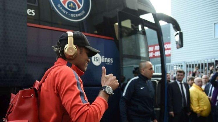 El brasileño expresó su molestia por tener que viajar en autobus a algunos estadios (AFP)
