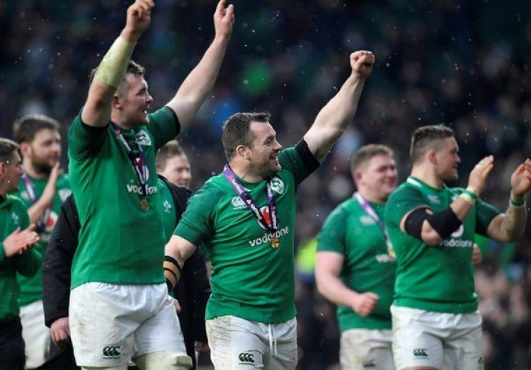 Irlanda acumula 15 títulos en el torneo, tres de manera perfecta. (Foto: Reuters)