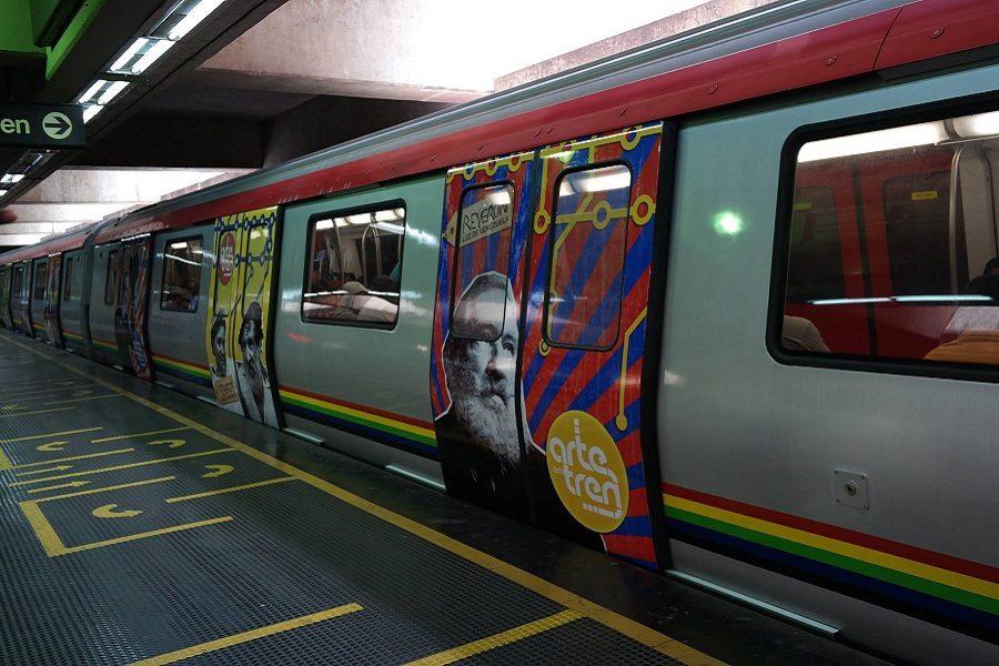 Abandonan a recién nacido en un vagón del Metro de Caracas