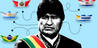 Otras salidas para Bolivia: Los acuerdos con 5 países que le han permitido acceder al mar sin soberanía (prensa chilena)