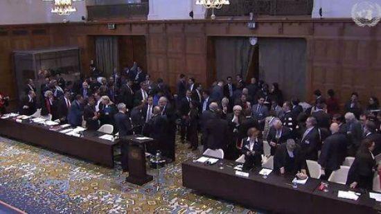 Bolivia concluyó la primera ronda de alegatos orales en la CIJ. Foto:Cancillería