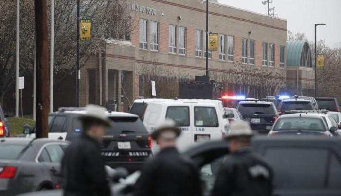 Resultado de imagen para tiroteo en una escuela de Maryland