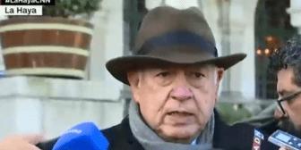 Insulza asegura que Bolivia no demostró carácter vinculante de compromisos chilenos