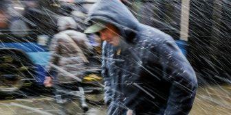 Alerta por la tormenta invernal en el noreste de EEUU: fueron cancelados 2.300 vuelos