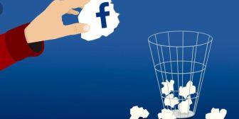 """Movimiento 'Borra """"Facebook"""" suma miles de seguidores en otras redes"""