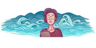 Quién fue Katsuko Saruhashi, la científica y feminista japonesa que Google celebra con un doodle
