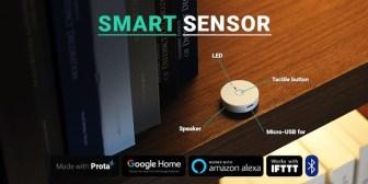 Sense, un pequeño sensor capaz de enviarnos alertas al móvil