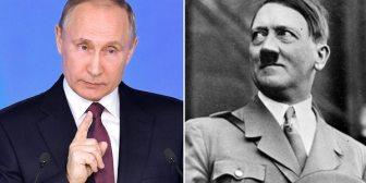 """""""Vladimir Putin va a utilizar el Mundial de la misma forma que lo hizo Adolf Hitler con los Juegos Olímpicos"""""""