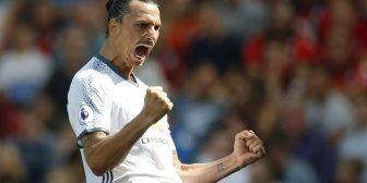 Zlatan Ibrahimovic se va a la MLS: rescindió contrato con el United y firmará con Los Angeles Galaxy
