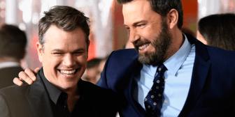 Hay una persona a la sí le ha gustado el nuevo tatuaje de Ben Affleck: su amigo Matt Damon