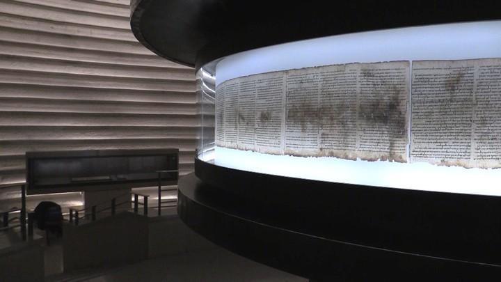 Revelan el manuscrito más misterioso del Mar Muerto