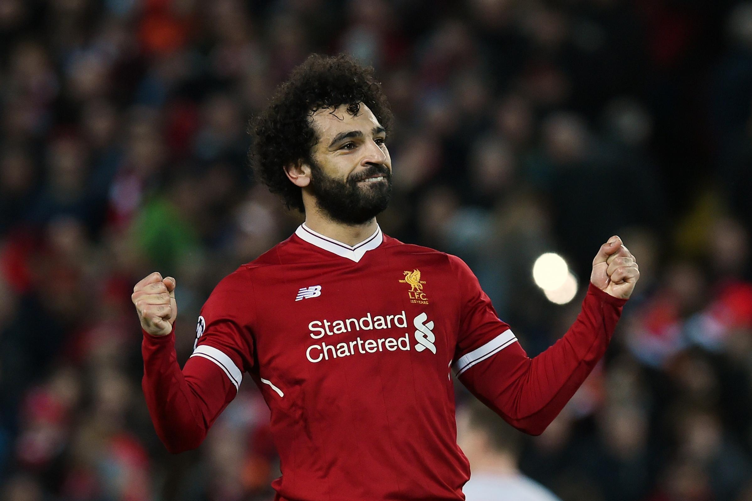 Liverpool le dio vuelta de la mano de Salah