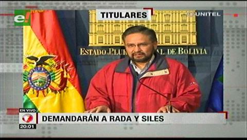 Video titulares de noticias de TV – Bolivia, noche del martes 13 de marzo de 2018