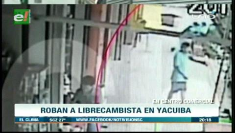 Roban a librecambista en plena luz del día en Yacuiba