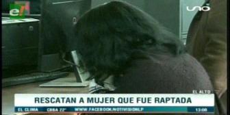 El Alto: Un hombre golpeaba y tenía encerrada a su pareja