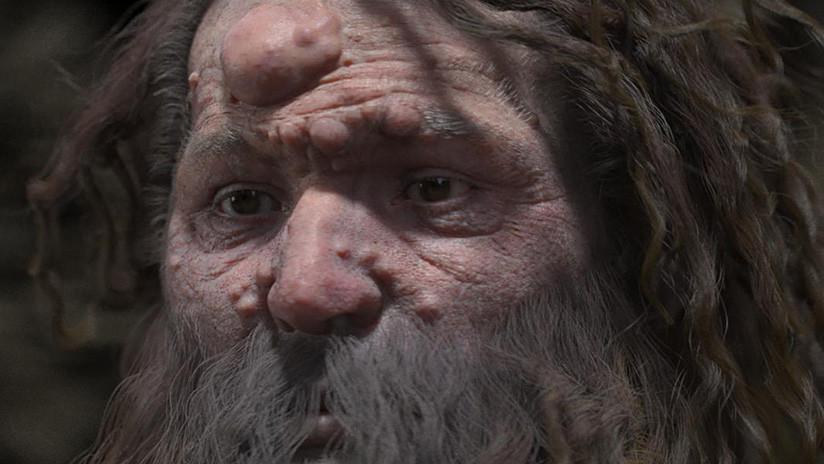 Este sería el rostro del hombre Cromañón