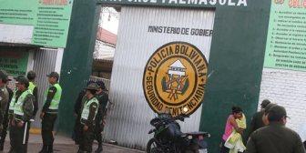 Atención de salud en Palmasola es casi inexistente