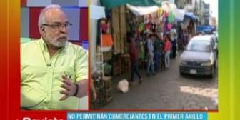 Alcaldía cruceña pidió colaboración de la Fiscalía y Policía para el traslado de comerciantes