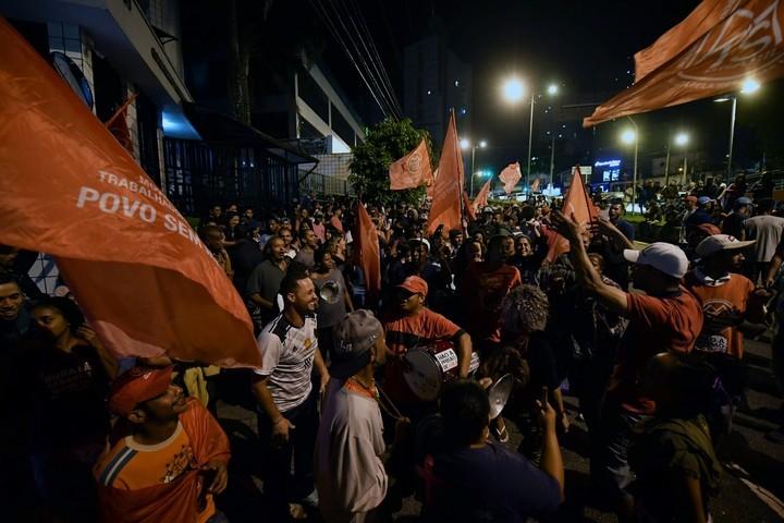 Lula no cumplió la orden dada por Justicia brasileña