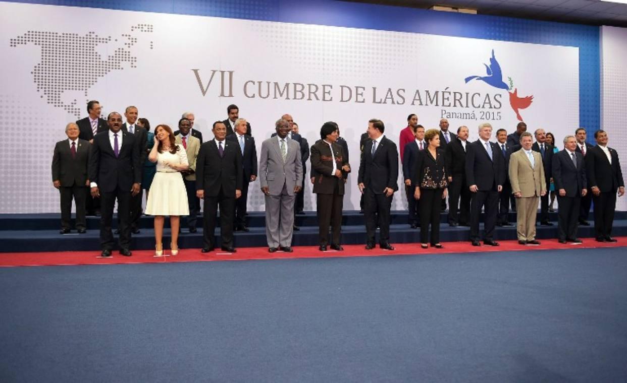 Los líderes ausentes en Cumbre de las Américas [FOTOS]