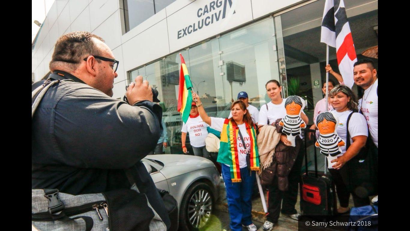Morales a Maduro de cara a elecciones: Nadie nos va a chantajear