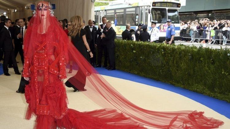 Las monjas dicen que no están de acuerdo con el estilo de vida de Katy Perry (AP)