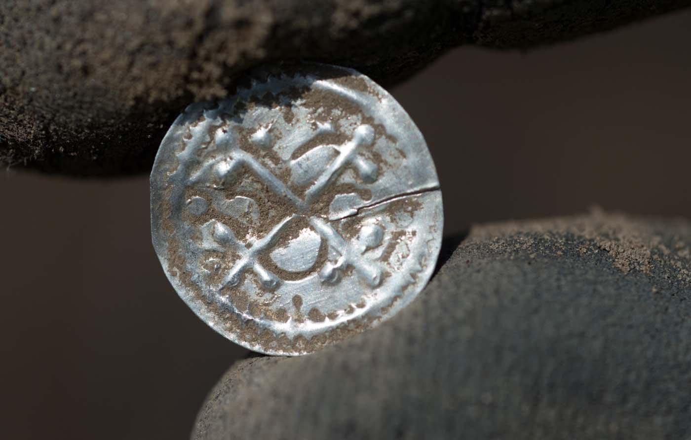 Descubren el tesoro de un rey vikingo en una isla alemana