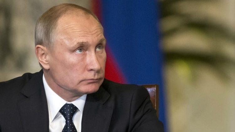 Vladimir Putin, en la mira por el ataque químico contra el ex espía ruso Sergei Skripal (AFP)