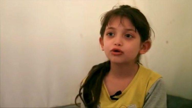 Masa sostuvo que quedó cubierta de polvo tras el ataque químico