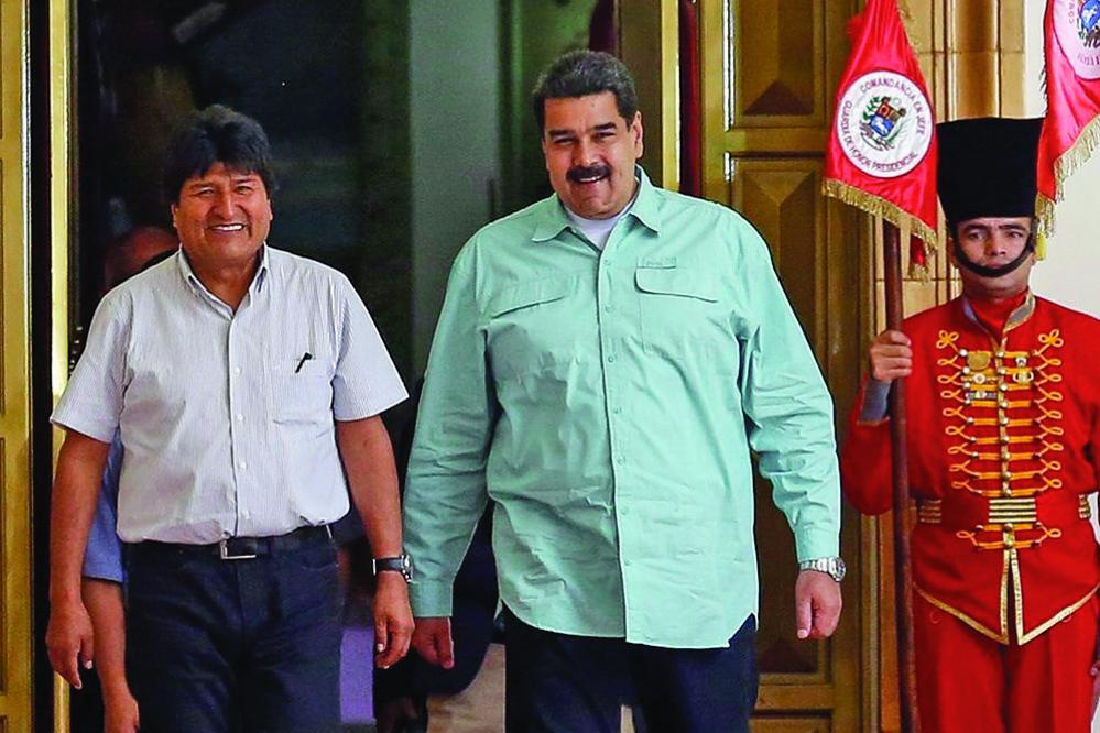 Expertos, tras Cumbre de Lima: Morales rema a contracorriente