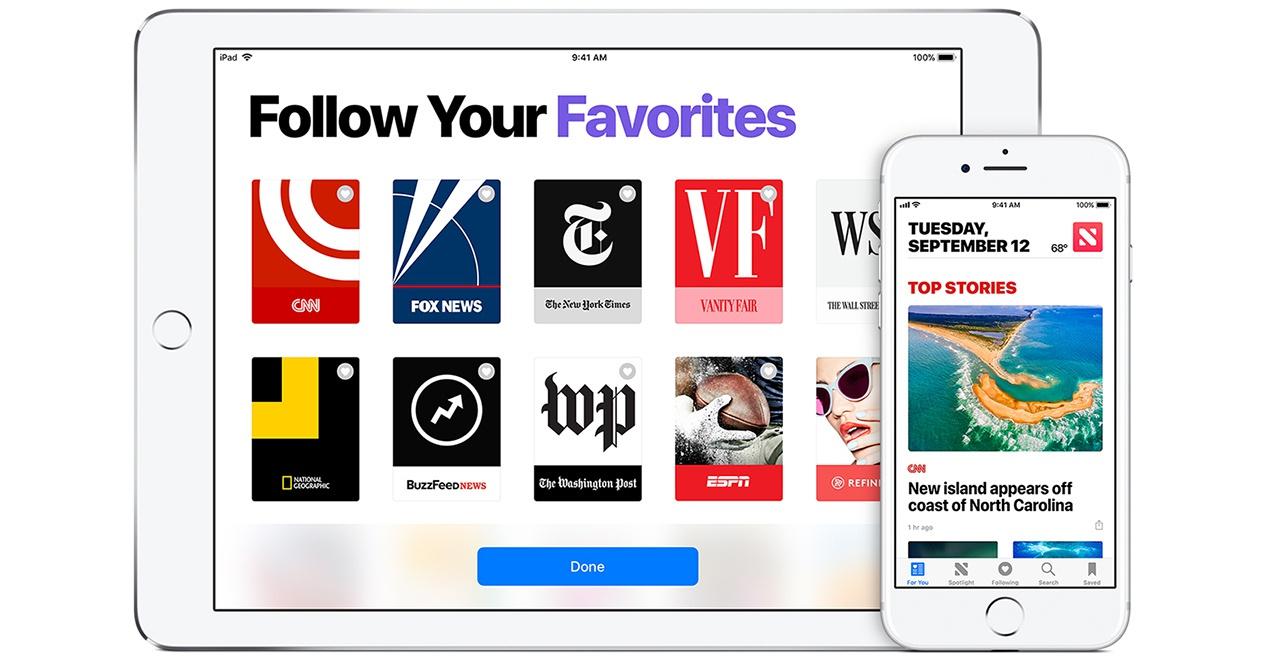Apple quiere que pagues por leer noticias