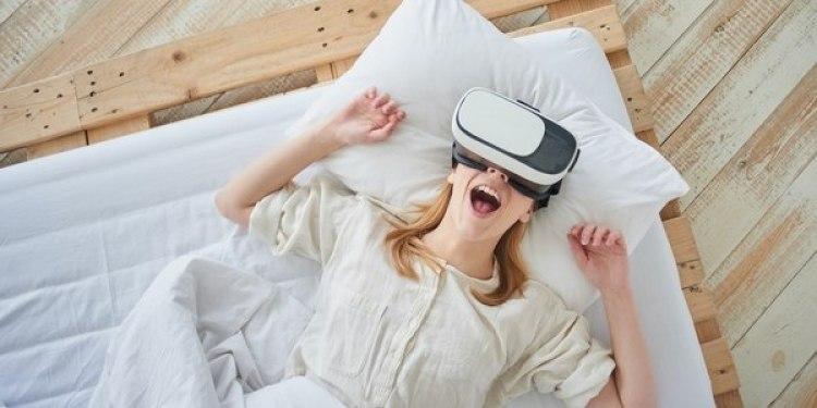 La realidad virtual podría ser un recurso terapéutico, proponen los investigadores catalanes.