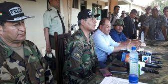 Pese a declaración y un reporte, Gobierno niega nexo de exconsul Ribera con droga