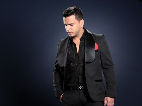 """El cantante de reggaetón Tito """"El Bambino"""". Foto: Twitter"""