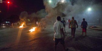 Al menos dos manifestantes y un policía murieron en las protestas en Nicaragua contra la baja de las jubilaciones