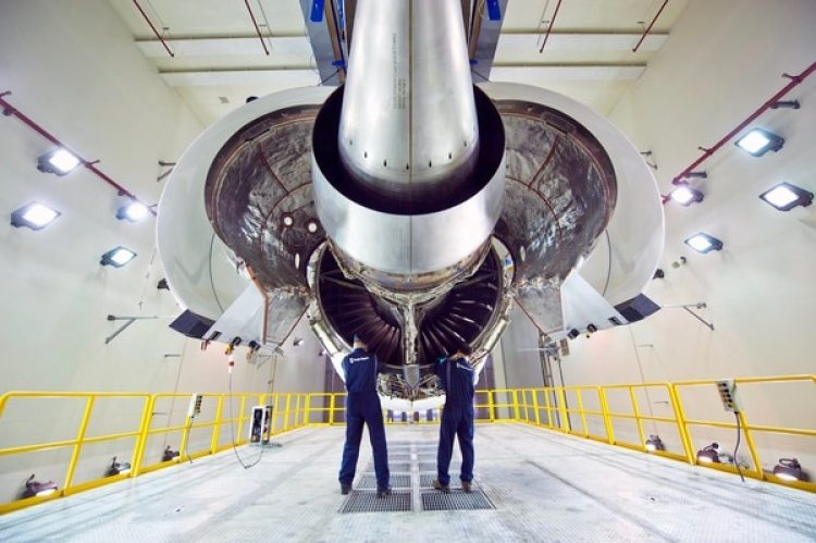 Los impulsores Rolls-Royce bajo el escrutinio de la FAA Generan la potencia suficiente para dar electricidad a 30 hogares