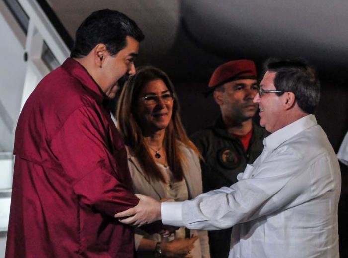 Presidentes de Cuba y Venezuela apuestan por nueva era de cooperación económica