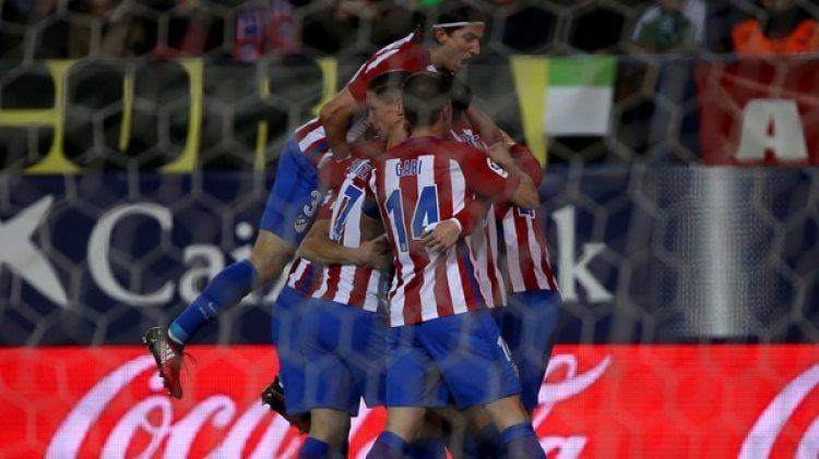 En las últimas 10 jornadas como local el Alético Madrid ganó y no recibió goles (Reuters)