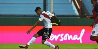 River goleó a Arsenal y quedó a cinco puntos de clasificar a la CONMEBOL Libertadores 2019