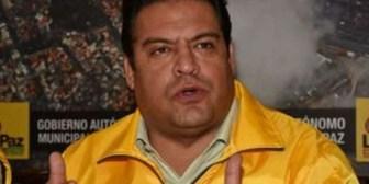 Revilla dice que es un perseguido político desde el día que asumió la Alcaldía de La Paz