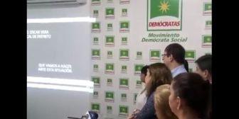 Fiscalía General abre proceso contra fiscal que trató de beneficiar a 'Cholango', exalcalde del MAS