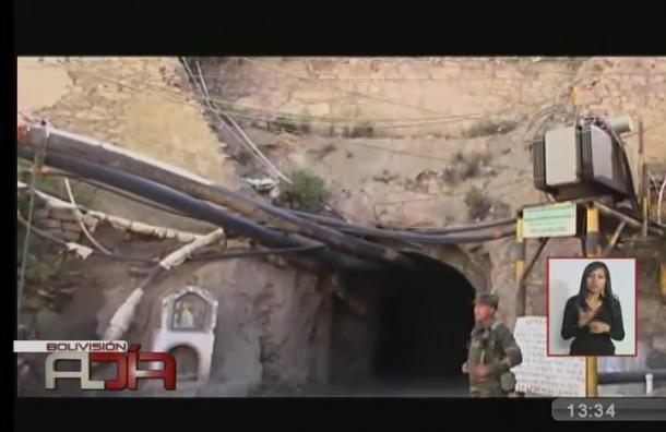 Fallece minero internado por explosión en Huanuni