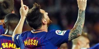 Messi: Novena temporada consecutiva con 40 o más goles