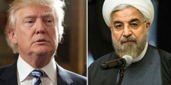 El régimen de Irán volvió a amenazar a EEUU ante su posible retirada del acuerdo nuclear